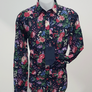 Shakespeare Shirt - Navy