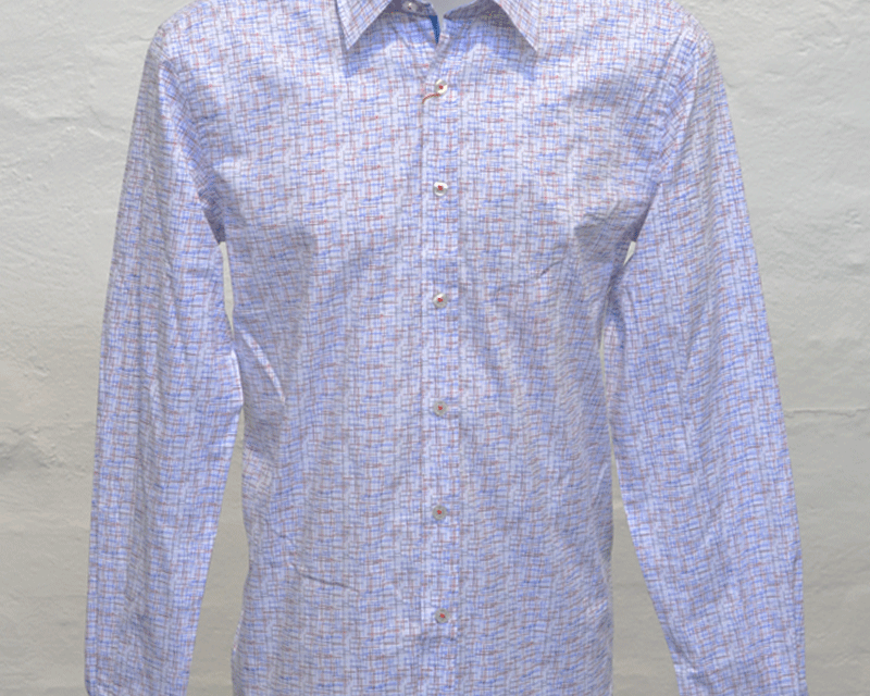 Crosshatch Shirt